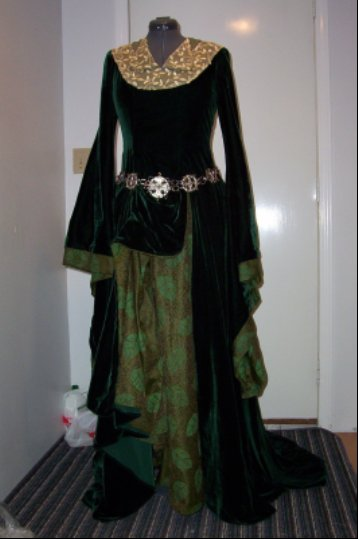 Платье Эовин